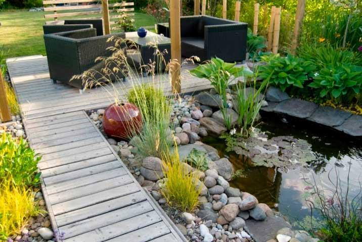 Tendencias 2018 en decoracin de jardines y terrazas
